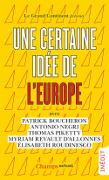 une certaine idee de europe