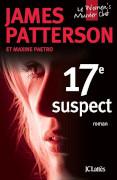 james patterson 17e suspect