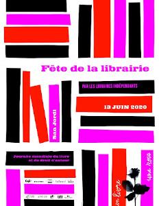 fete de la librairie independante 13 juin 2020 sanjordi