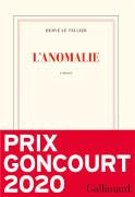L'anomalie (prix Goncourt 2020)