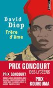Frère d'âme David Diop